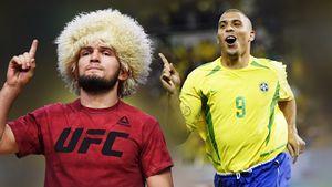 Хабиб: «Если спроецировать на футбол, я бы поставил себя на место Роналдо»