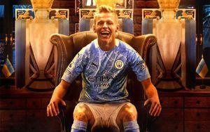 «Невероятно!» Зинченко отреагировал на третье чемпионство в составе «Манчестер Сити»
