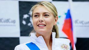 Турне погородам России, поездка вПитер смамой: Мария Шарапова вспомнила ородине