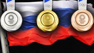 Американцы предсказывают России 3-е место на Олимпиаде в Токио. Год назад нас не видели даже в топ-3