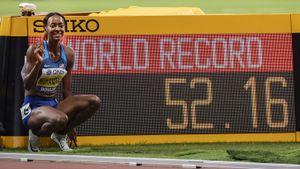 Американка Мухаммад побила мировой рекорд дважды за3 месяца. Недавно унее небыло мотивации
