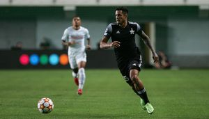 Защитник «Шерифа» Кристиано и форвард «Аякса» Алле попали в символическую сборную 1-го тура Лиги чемпионов