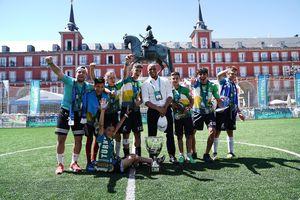 Не хуже Лиги чемпионов. В Мадриде прошел турнир «Футбол для дружбы»