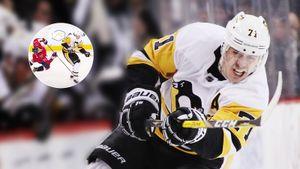 «Мы стараемся искоренить такое в НХЛ». Малкин ударил американца локтем в голову: что об этом говорят