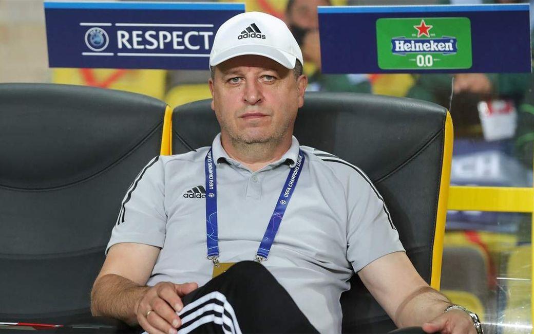 В России футболистов тянут за уши. Украинский тренер Шерифа рассказал о вреде лимита на легионеров