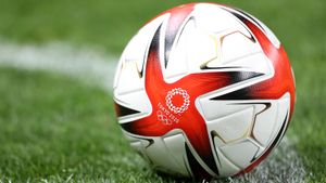 Определились все пары 1/4 финала мужского футбольного турнира на Олимпиаде в Токио