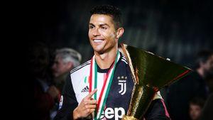 «Эта история еще далека от завершения». Роналду — о том, что побил рекорд Пеле по официальным голам