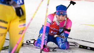 Русская биатлонистка была одной из лучших на лыжне и должна была побеждать. Что лишило ее вау-виктории