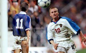 20 лет победе России над Францией. Незабываемые кадры со «Стад де Франс»