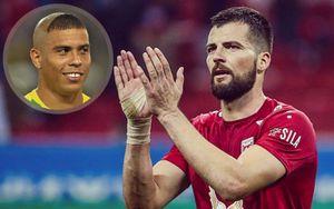 Деспотович: «В 20 лет моими кумирами были Роналдо, который толстый, и Адриано»