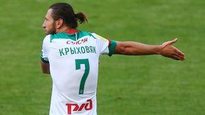 Крыховяк заявил, что решение о трансфере в «Краснодар» было принято за его спиной