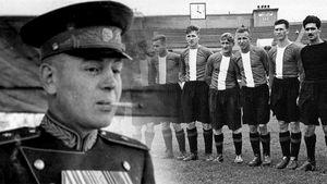 Как советский футболист ушел от наказания за пьянку. Оботов набросился на милиционеров, но его спас сын Сталина