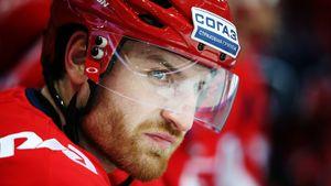 Чешский хоккеист выругался по-русски, комментируя игру своей команды