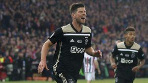 «Аякс» забил издевательский гол вфинале Кубка Голландии