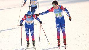 Россия в предпоследний день ЧМ по биатлону все же выиграла 1-ю медаль. Латыпов почти чудом добрался до финиша