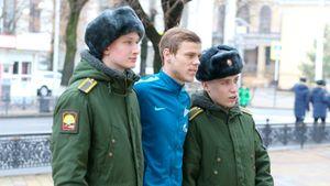 Вратарь «Зенита» Кержаков рассказал, как вкоманде примут Кокорина после возвращения изтюрьмы