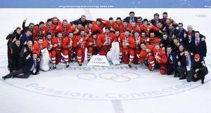 ФХР напомнила опобеде наОлимпиаде-2018: «Сбылась большая мечта большой страны»