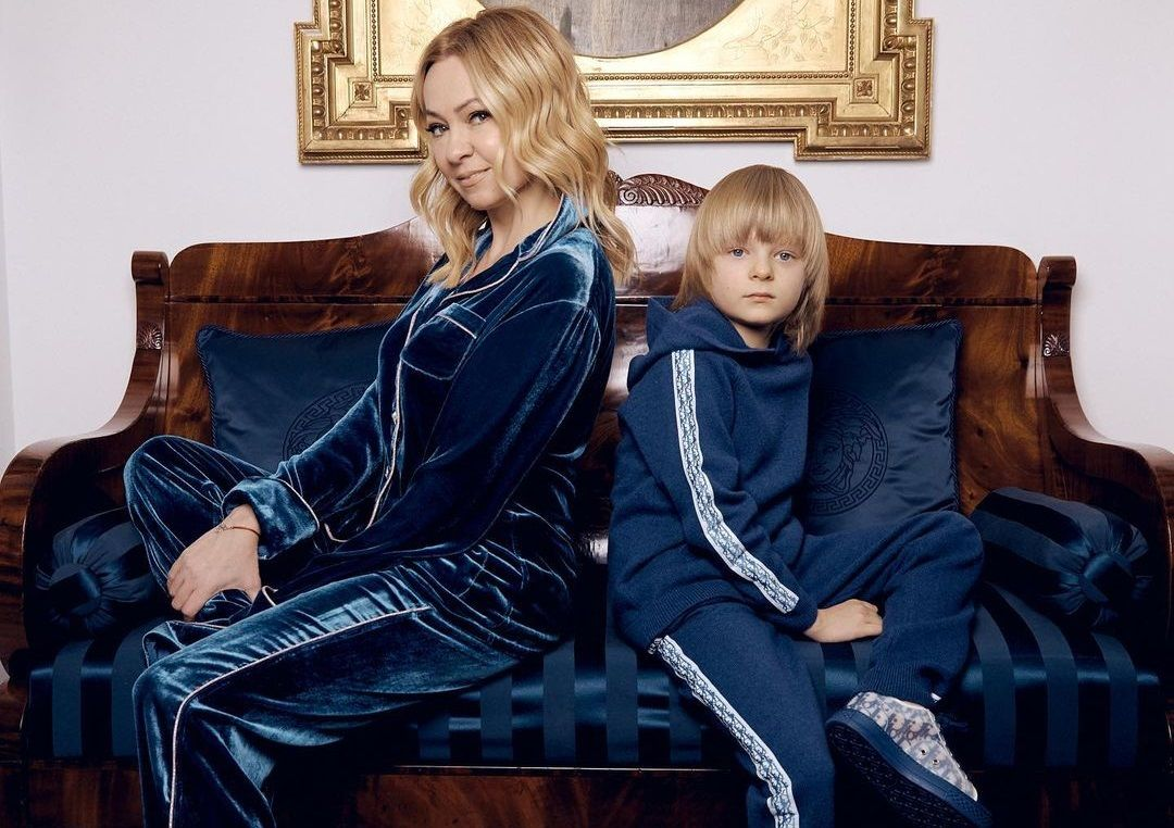 Рудковская - о сыне Плющенко: Если бы Саша родился в другой семье, ему было бы сложно выбиться