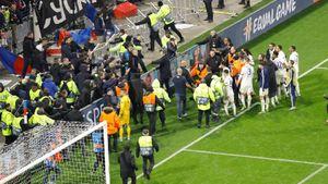 Скандал после матча Лиги чемпионов: капитан «Лиона» заступился запартнера, оскорбленного фанатами