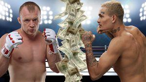 Моргенштерн сказал, что подерется с бойцом ММА Шлеменко за $20млн. Теперь артисту предлагают реальный контракт