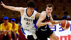 Россия разгромила Южную Корею в своем втором матче на ЧМ по баскетболу. Мы уже в плей-офф
