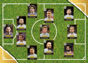 Пять игроков «Манчестер Сити» вошли в команду сезона АПЛ