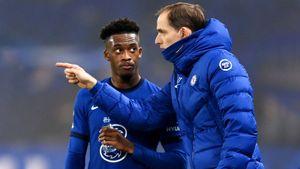 Тухель всего месяц в «Челси», а уже конфликтует с игроками. Делает обратные замены и критикует на пресс-конференции