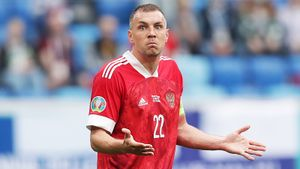 Дзюба провалил Евро или сделал что мог при системе Черчесова? Оцениваем турнир для ключевого игрока сборной России