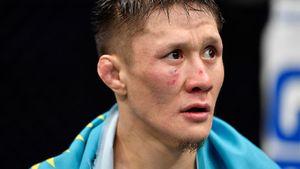 Чемпион Fight Nights из Казахстана снова провалится в UFC. Прогноз на бой Амир Альбази — Жалгас Жумагулов