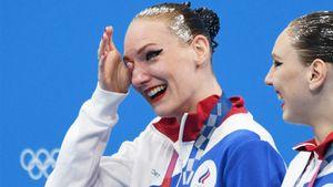 Ищенко: «Ромашина— великая синхронистка. Девочки доказали, что российским спортсменам ничто не может помешать»