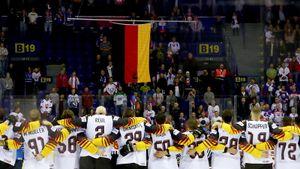 Сборная Германии обыграла Финляндию начемпионате мира