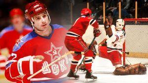 Великий гол советского хоккеиста Харламова в США. Он одним финтом разобрался со всей обороной «Рейнджерс»