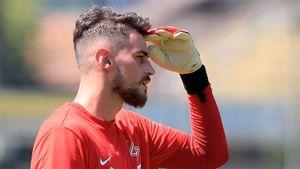 Вратарь Романьоли покинет «Спартак» летом после истечения срока контракта. Он сыграл всего 1 матч за «Спартак-2»