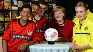 Меркель объявила о возобновлении чемпионата Германии в мае