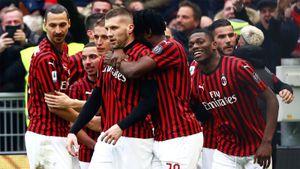 Матчи «Милана» — веселье: 3 камбэка, пушка Тео, привоз Доннаруммы. У Златана — 150-я победа в Италии
