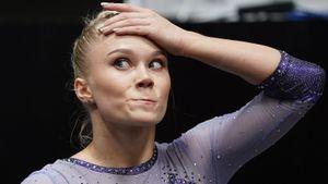 Мельникова стала чемпионкой мира по спортивной гимнастике в личном многоборье