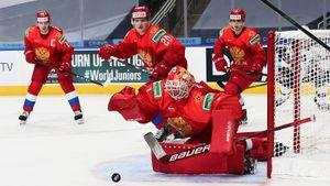 Сборная России в овертайме обыграла шведов, завершив групповой этап МЧМ. Как это было