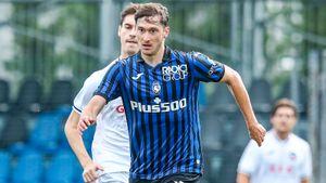 Миранчук забил красивый гол за «Аталанту», протащив мяч с центра поля до чужой штрафной площади: видео