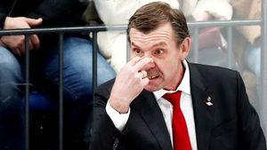 «Спартак» отказался от Знарка, мы не должны потерять его, как Быкова. КХЛ нужна харизма олимпийского чемпиона