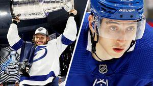 10 русских хоккеистов без контрактов в НХЛ. Найдет ли «Тампа» $20 млн для Сергачева и где будет играть Михеев