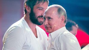 «Овечкин— пропагандистская пешка Путина». Что пишут вАмерике овлиянии русских намировой хоккей