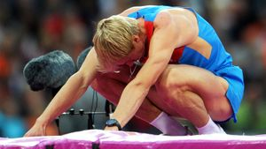 Олимпийские чемпионы Антюх и Сильнов дисквалифицированы на 4 года