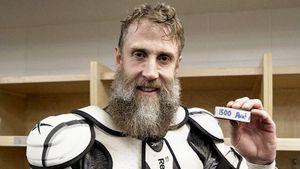 Главный бородач НХЛ пойдет за Кубком Стэнли вместе с Бобровским. 42-летний Торнтон все еще не устал от хоккея