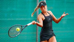 Французская теннисистка заработала менее трех евро за турнир в Праге