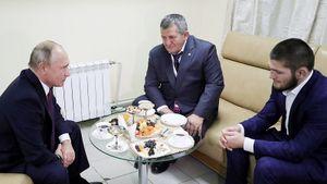 Путин опередил Хабиба всписке самых обсуждаемых людей 2018 года поверсии «ВКонтакте»
