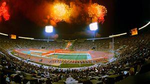 Слухи во время Олимпиады-80: ядовитая жвачка, иголки в джинсах, инфекции у иностранцев