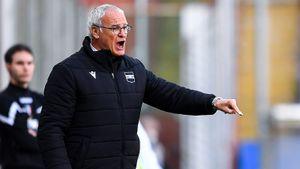 Раньери объявил об уходе с поста главного тренера «Сампдории» по окончании сезона