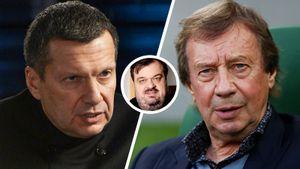 Уткин: «Семин? Найду наком хайпить, Соловьев еще жив вкрайнем случае»