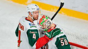 Лучшая команда России жестко облажалась вБелоруссии. Чемпион КХЛ сгорел одному излузеров