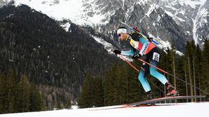 Фуркад стал победителем индивидуальной гонки наЧМпобиатлону. Россияне непопали втоп-10